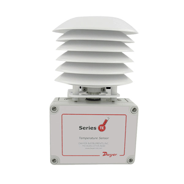 Dwyer Series Te Ond Te Rnd Outdoor Temperature Sensors